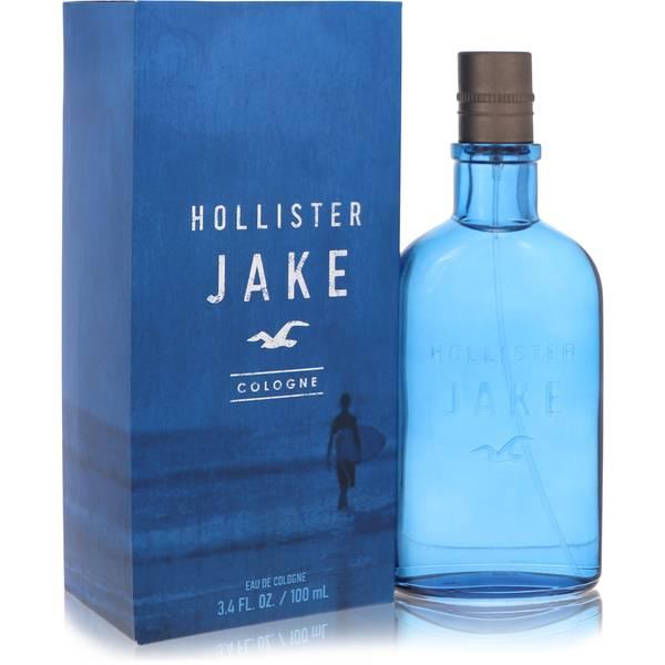 Hollister Jake Blue Cologne