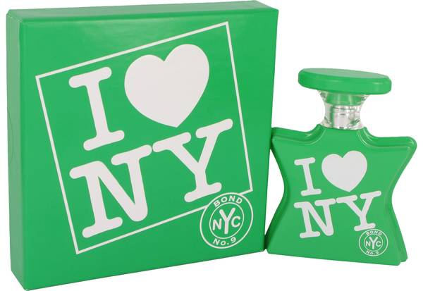 I Love New York Earth Day Perfume