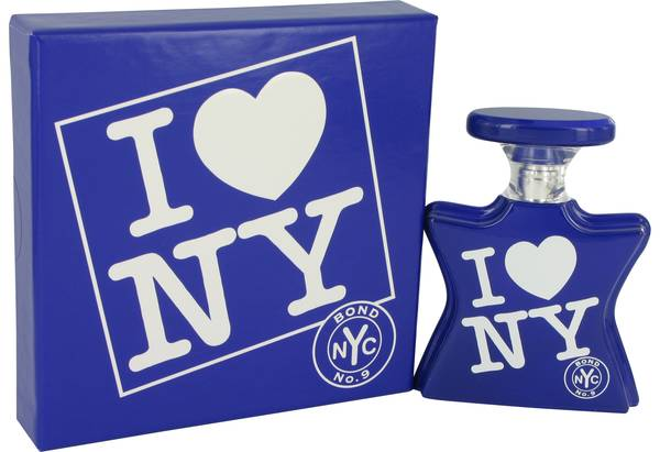 I Love New York Holidays Perfume