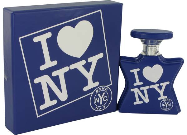 I Love New York For Fathers Cologne