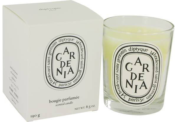 Diptyque Gardenia Scented Candle Perfume