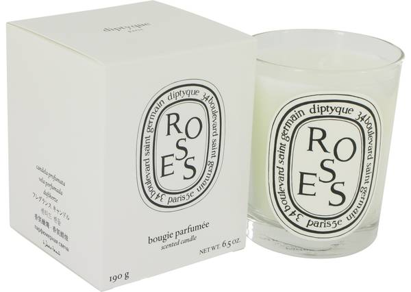 Diptyque Roses Perfume