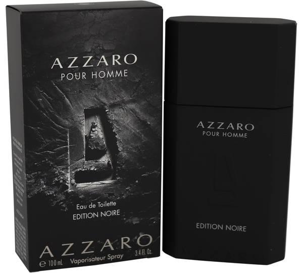 Azzaro Pour Homme Edition Noire Cologne