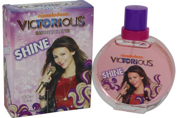 Victorious Shine Perfume