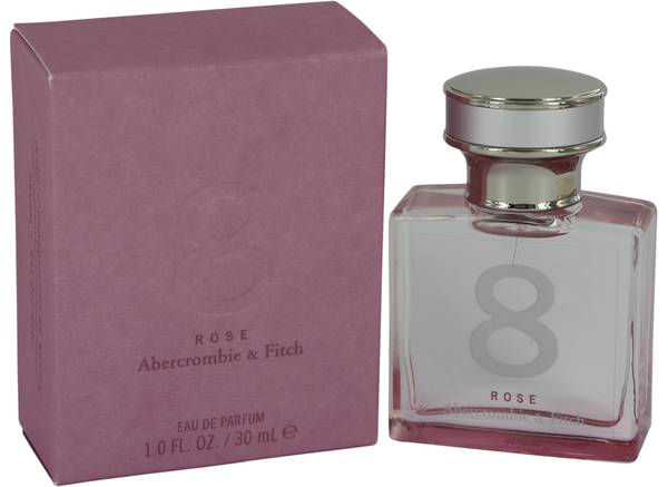 Abercrombie 8 Rose Perfume