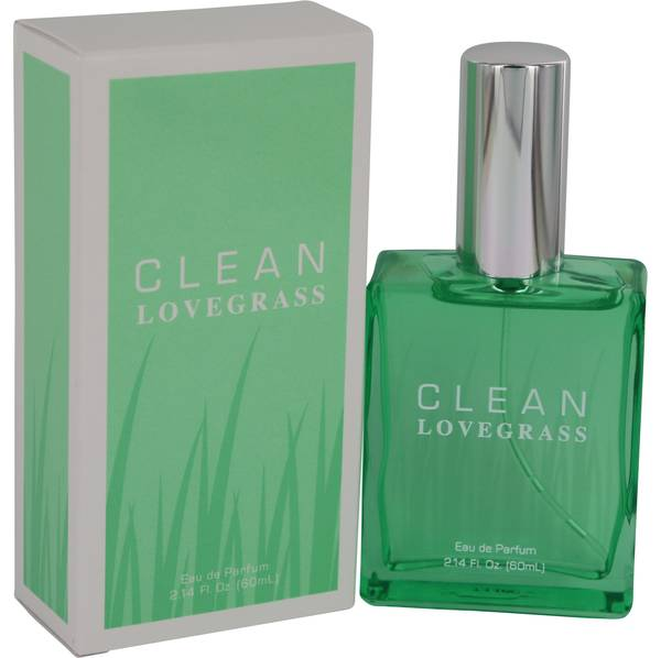 Clean Lovegrass Perfume