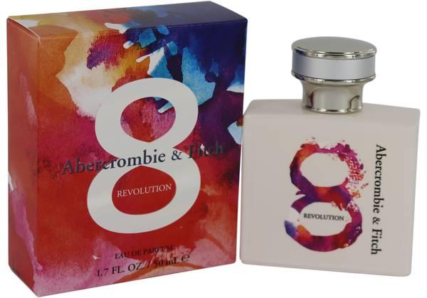 Abercrombie 8 Revolution Perfume