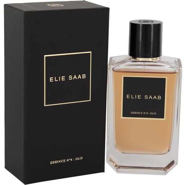 Essence No 4 Oud Perfume