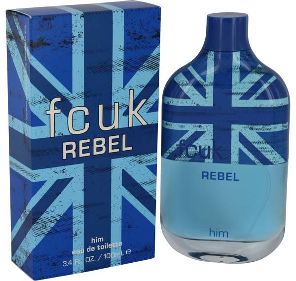Fcuk Rebel Cologne