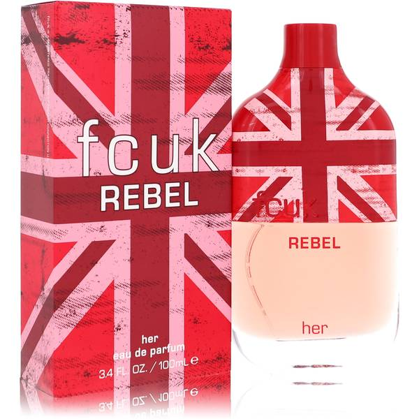 Fcuk Rebel Perfume