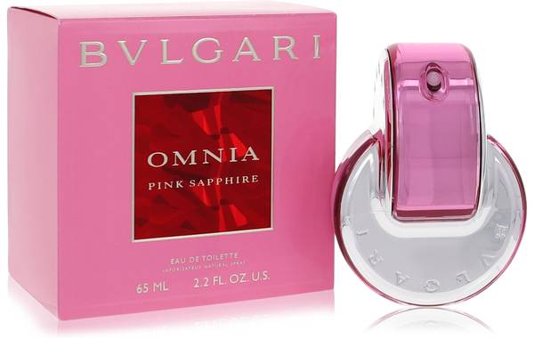 Omnia Pink Sapphire Perfume