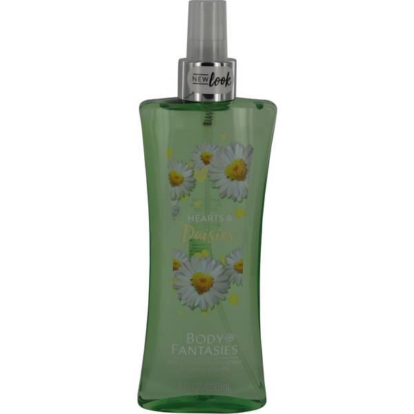 Body Fantasies Signature Hearts & Daisies Perfume