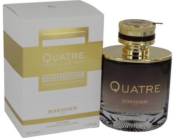Quatre Absolu De Nuit Perfume