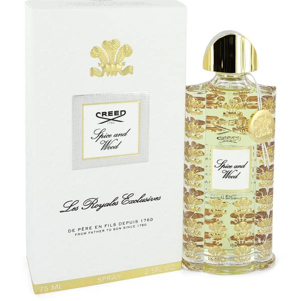 Spice And Wood Perfume