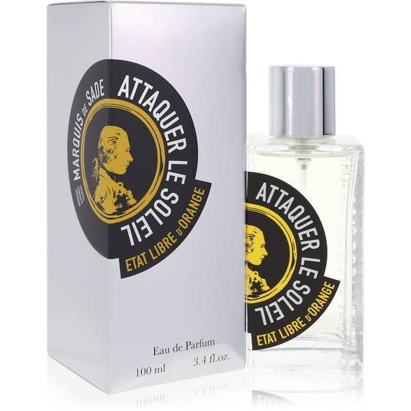 Marquis De Sade Attaquer Le Soleil Perfume