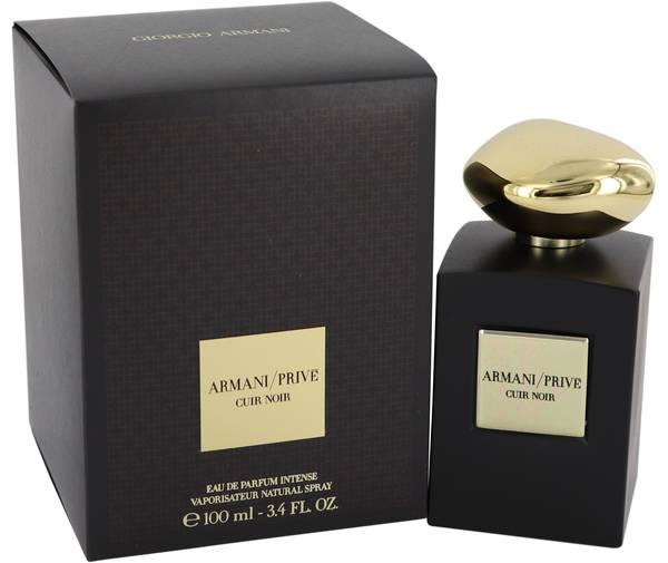 Armani Prive Cuir Noir Perfume