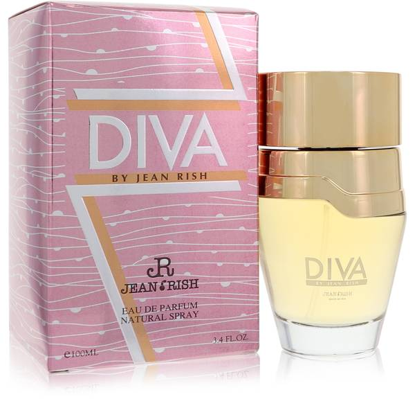 Diva By For Women Rish Jean Perfume 2eIWE9DHY