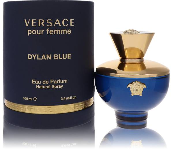 895bd639 Versace Pour Femme Dylan Blue Perfume By Versace for Women