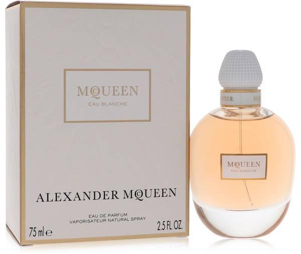 Mcqueen Eau Blanche Perfume