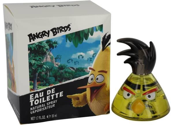 Angry Birds Chuck Perfume