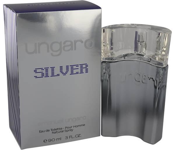 Ungaro Silver Cologne