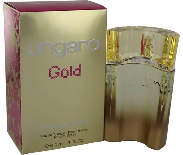 Ungaro Gold Perfume