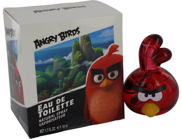 Angry Birds Red Perfume