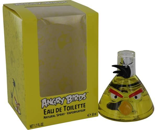 Angry Birds Yellow Bird Perfume