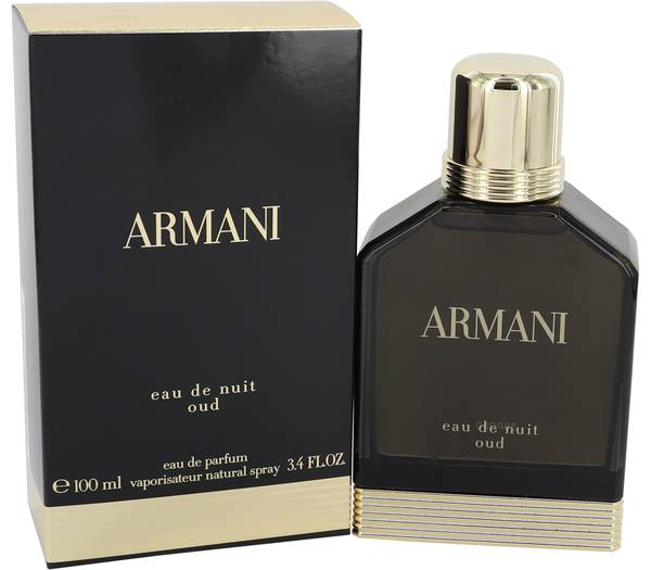 For Oud Armani Nuit Men By Eau Giorgio De Cologne MSUjLzpqVG