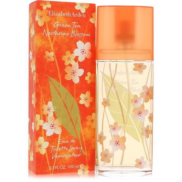 Green Tea Nectarine Blossom Perfume