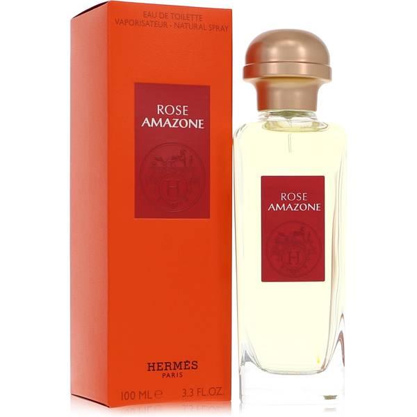 Rose Amazone Perfume
