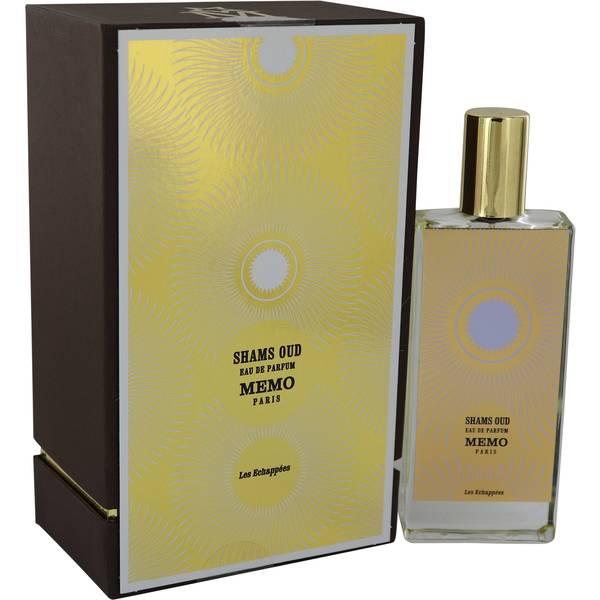 Shams Oud Perfume