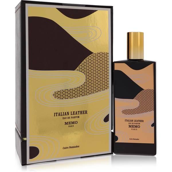 Italian Leather Perfume