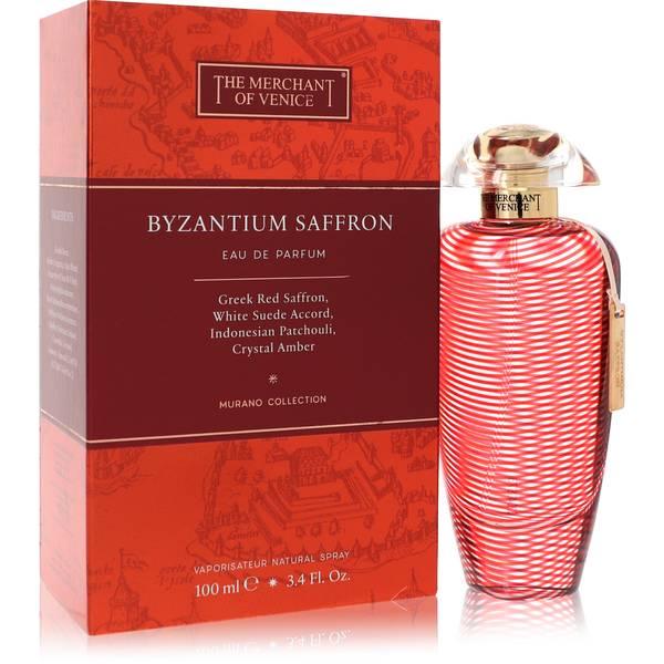 Byzantium Saffron Perfume