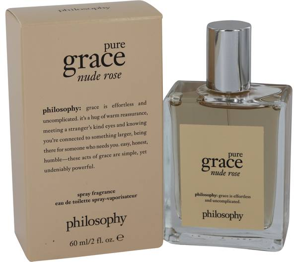 Pure Grace Nude Rose Perfume by Philosophy