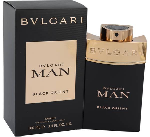 Bvlgari Man Black Orient Cologne