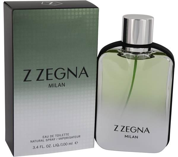 Z Zegna Milan Cologne