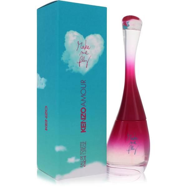 Kenzo Amour Make Me Fly Perfume