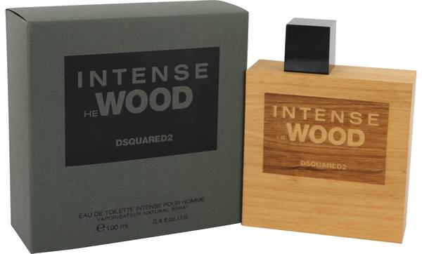 He Wood Intense Wood Cologne