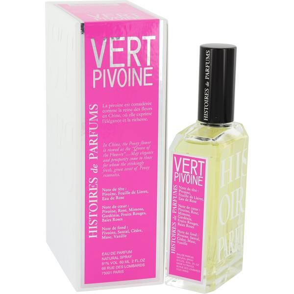 Vert Pivoine Perfume
