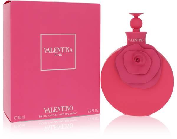 Valentina Pink Perfume