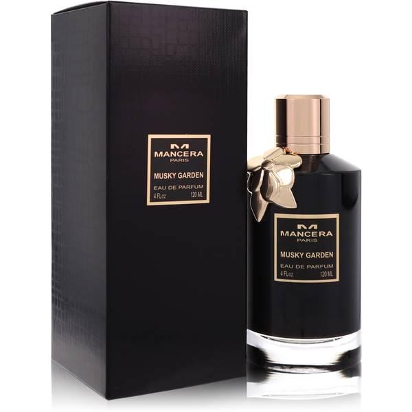 Mancera Musky Garden Perfume