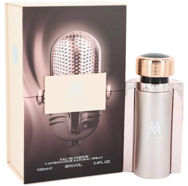 Victor Manuelle Rose Gold Perfume