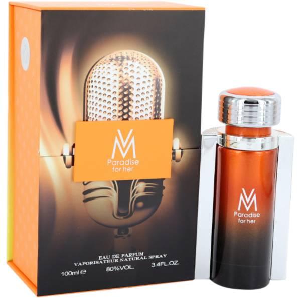 Victor Manuelle Paradise Perfume