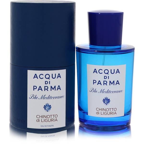 Blu Mediterraneo Chinotto Di Liguria Perfume