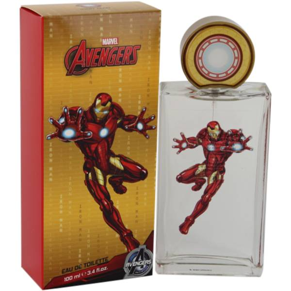 Iron Man Avengers Cologne
