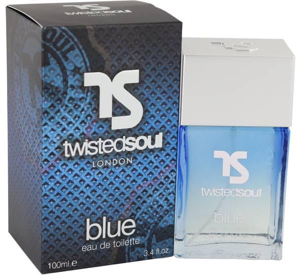 Twisted Soul Blue Cologne