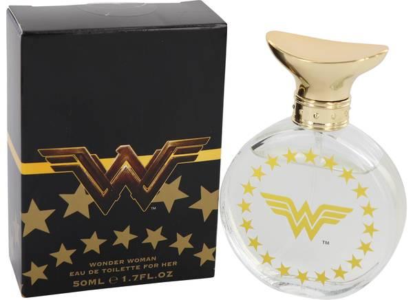 Wonder Woman Perfume