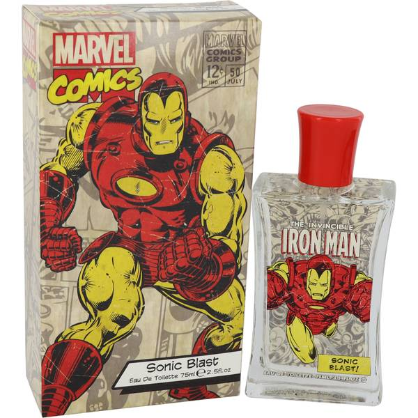 Sonic Blast Marvel Comics Cologne