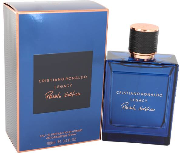 Cristiano Ronaldo Legacy Private Edition Cologne